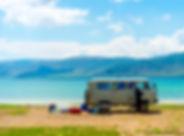 voyagez en jeep en Mongolie , voyage facile Mongole