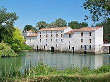 balade fluvial et restaurant moulin de la baine, hébergement chambres d'hôtes proximité