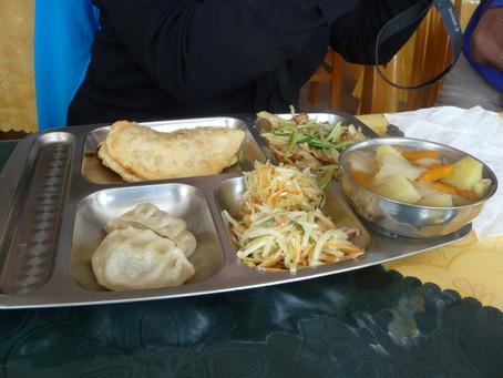 Qu'est ce qu'on mange en Mongolie?!