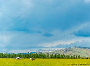 randonnée Mongolie , trek en Mongolie vallée d'orkhon