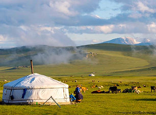 traverser la mongolie agence de voyage E