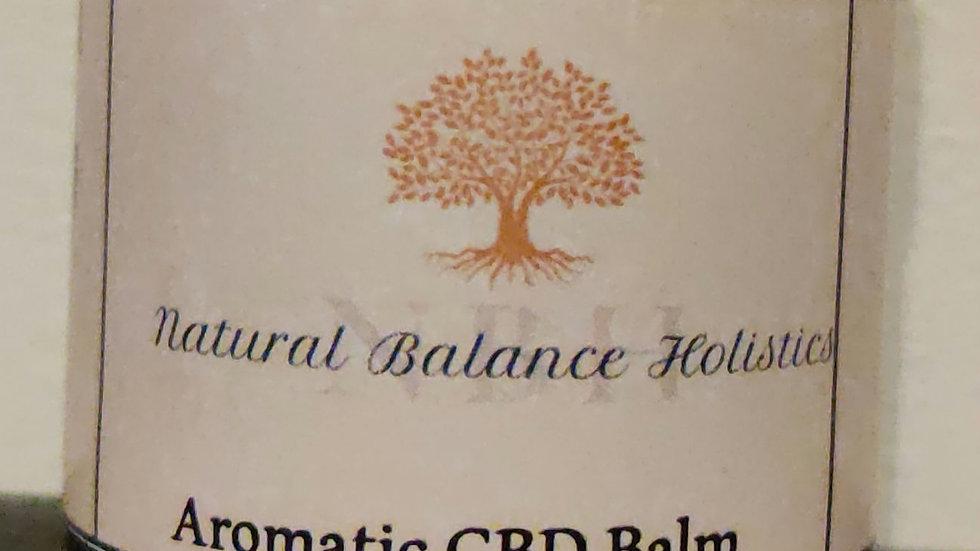 Aromatic CBD balm 60ml