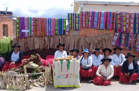 Exhibition of handcrafts