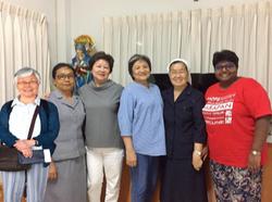 3. Asian Mission Team
