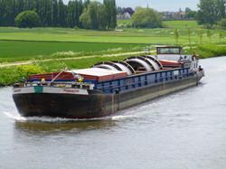 Belgian waterway
