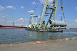 Antwerp seaport