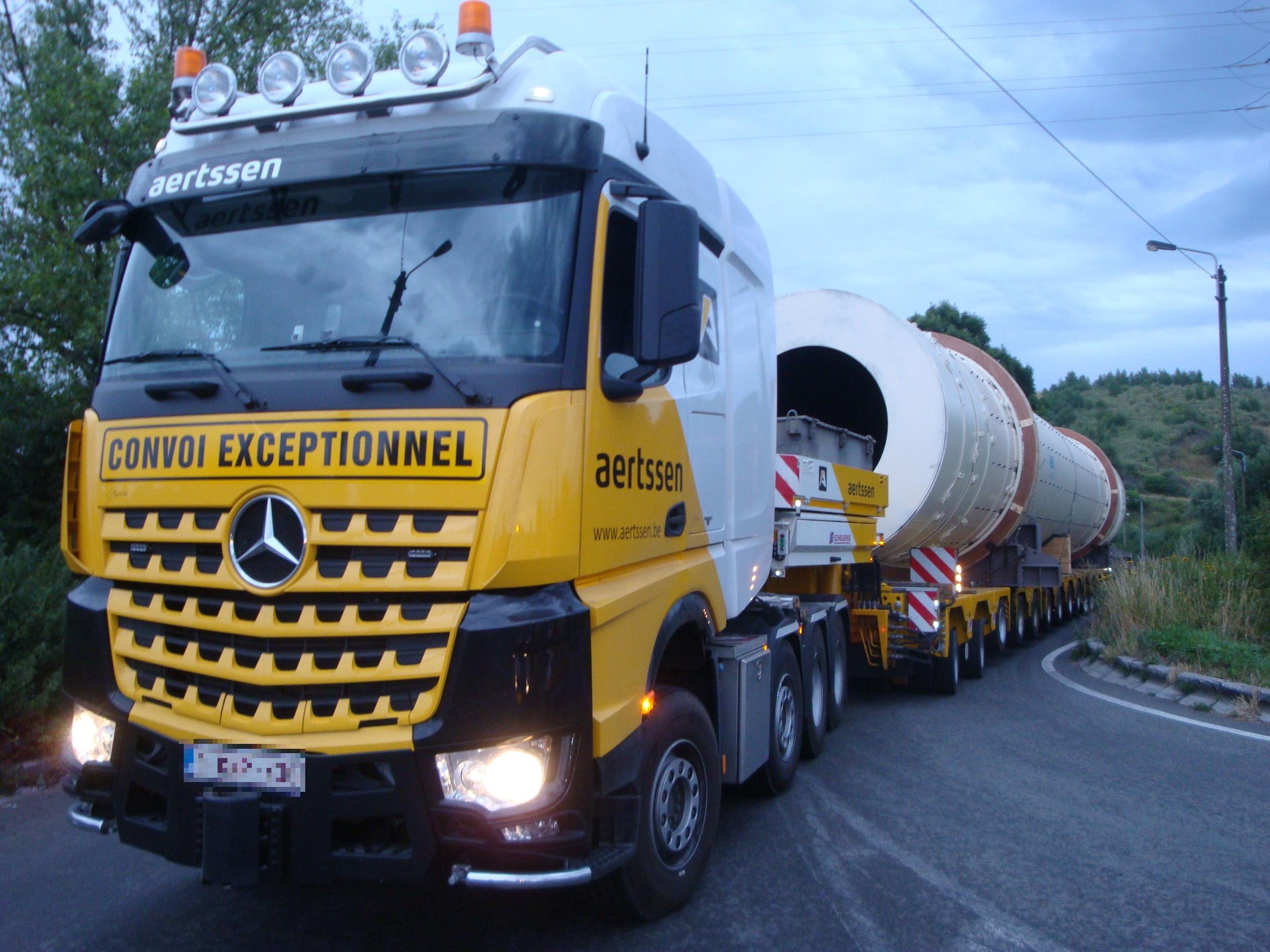 Belgian roads