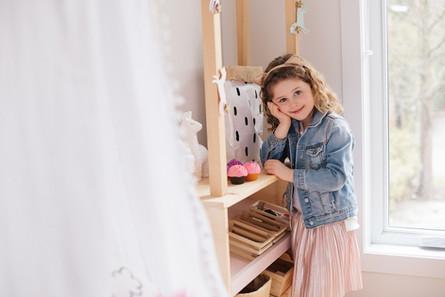 Maëlle - photo enfant