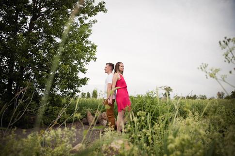 Séance couple - fiançailles