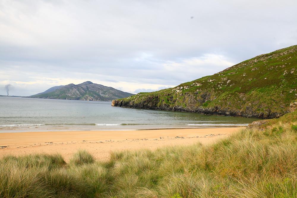 Portsalon beach, Irlande du Nord