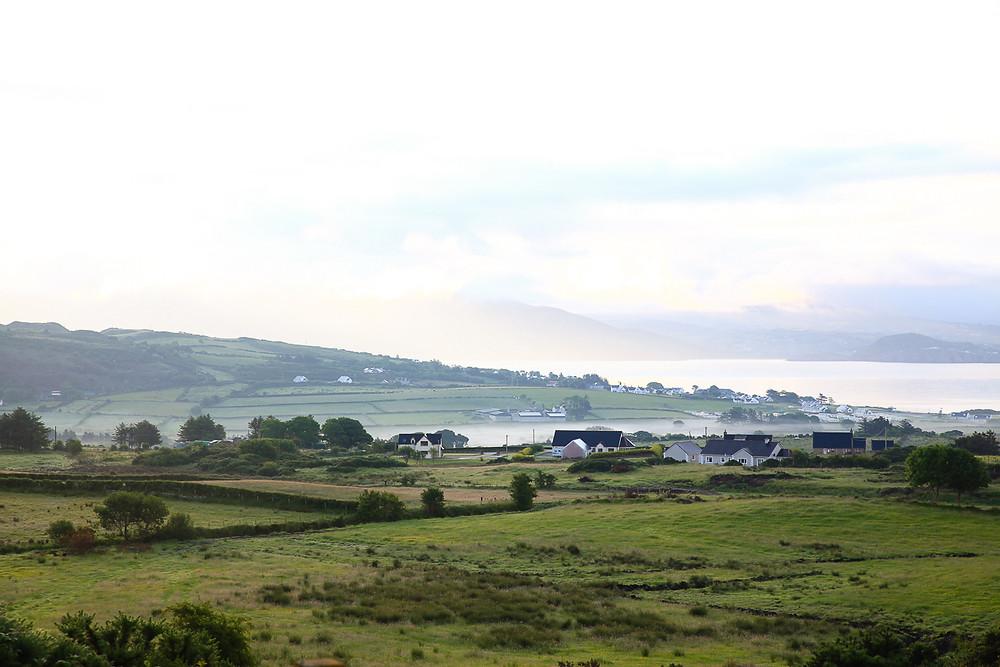Portsalon luxury camping, Irlande du Nord