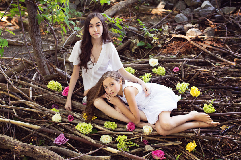 Les soeurs Blouin