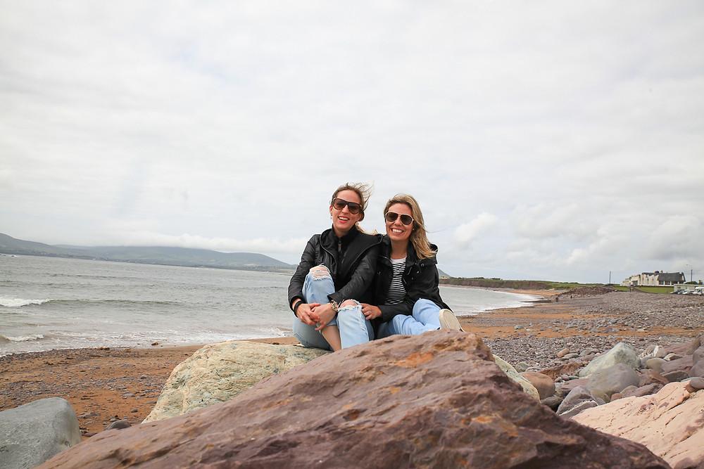 Waterville beach, Irlande