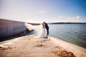 Mariage à Kamouraska