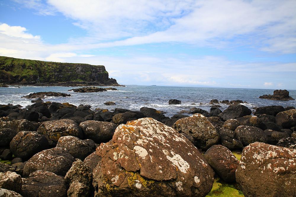 Chaudrée des géants - Giant causeway - Irlande du Nord