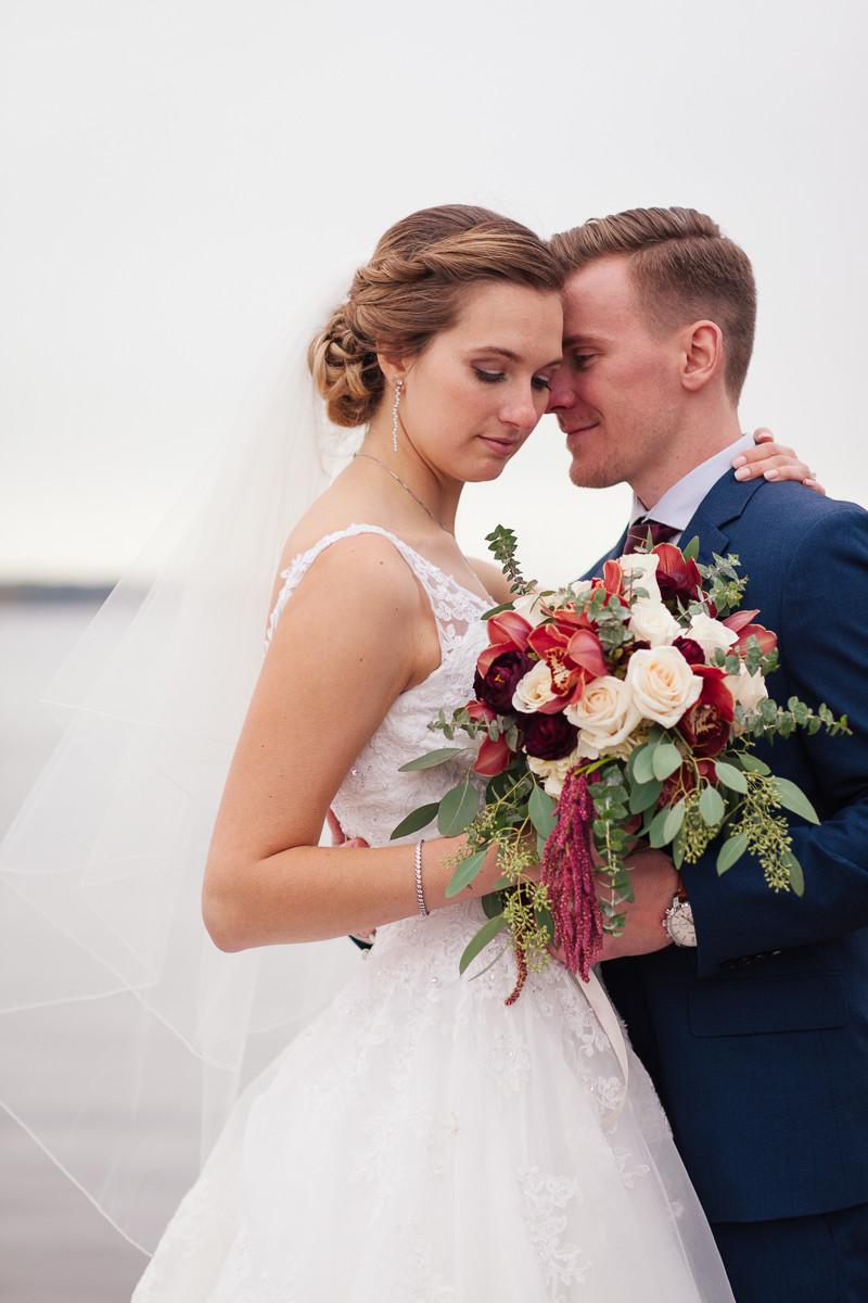 Les nouveaux mariés