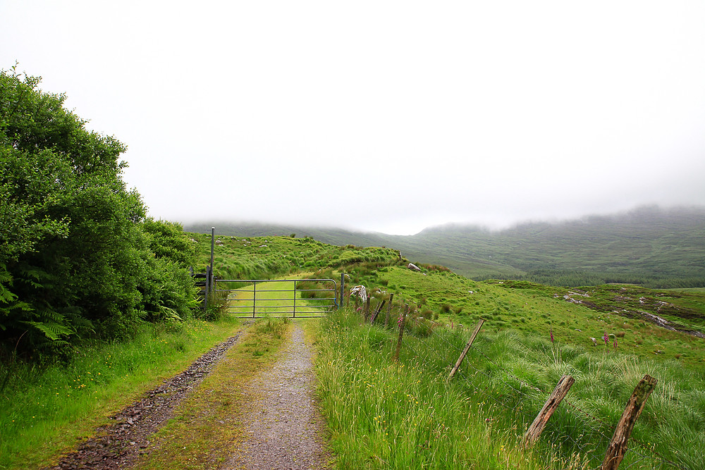 Ring of Kerry, Irlande