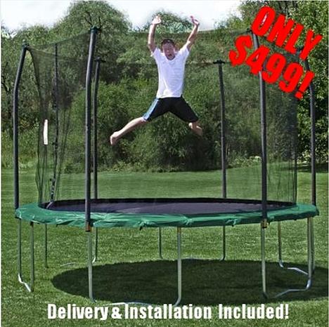 New Jersey Playset Installation Swingset Installer