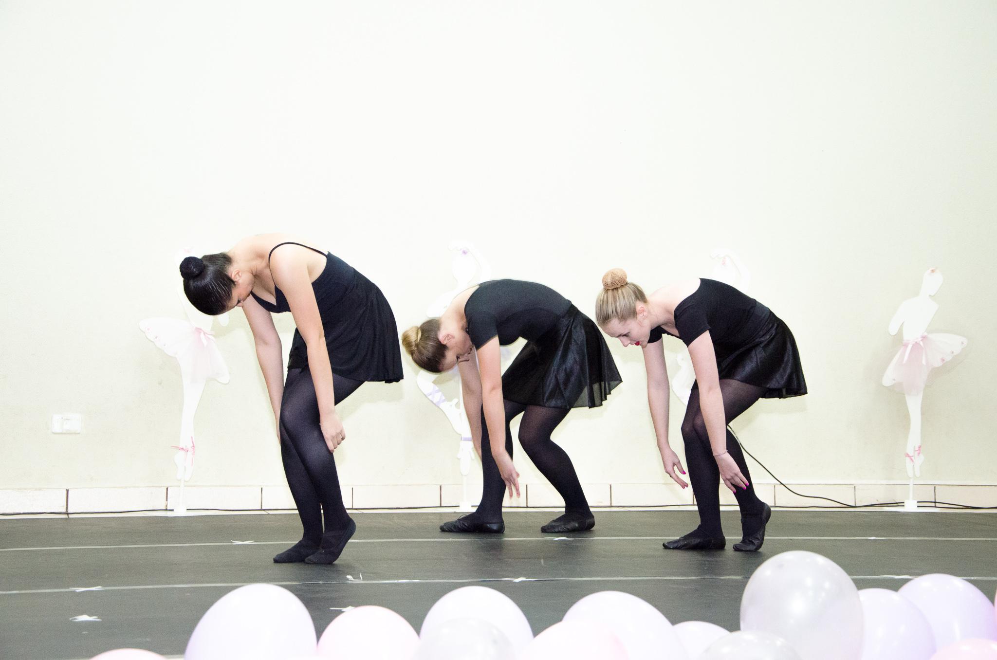 I Mostra de Dança The Baby Class