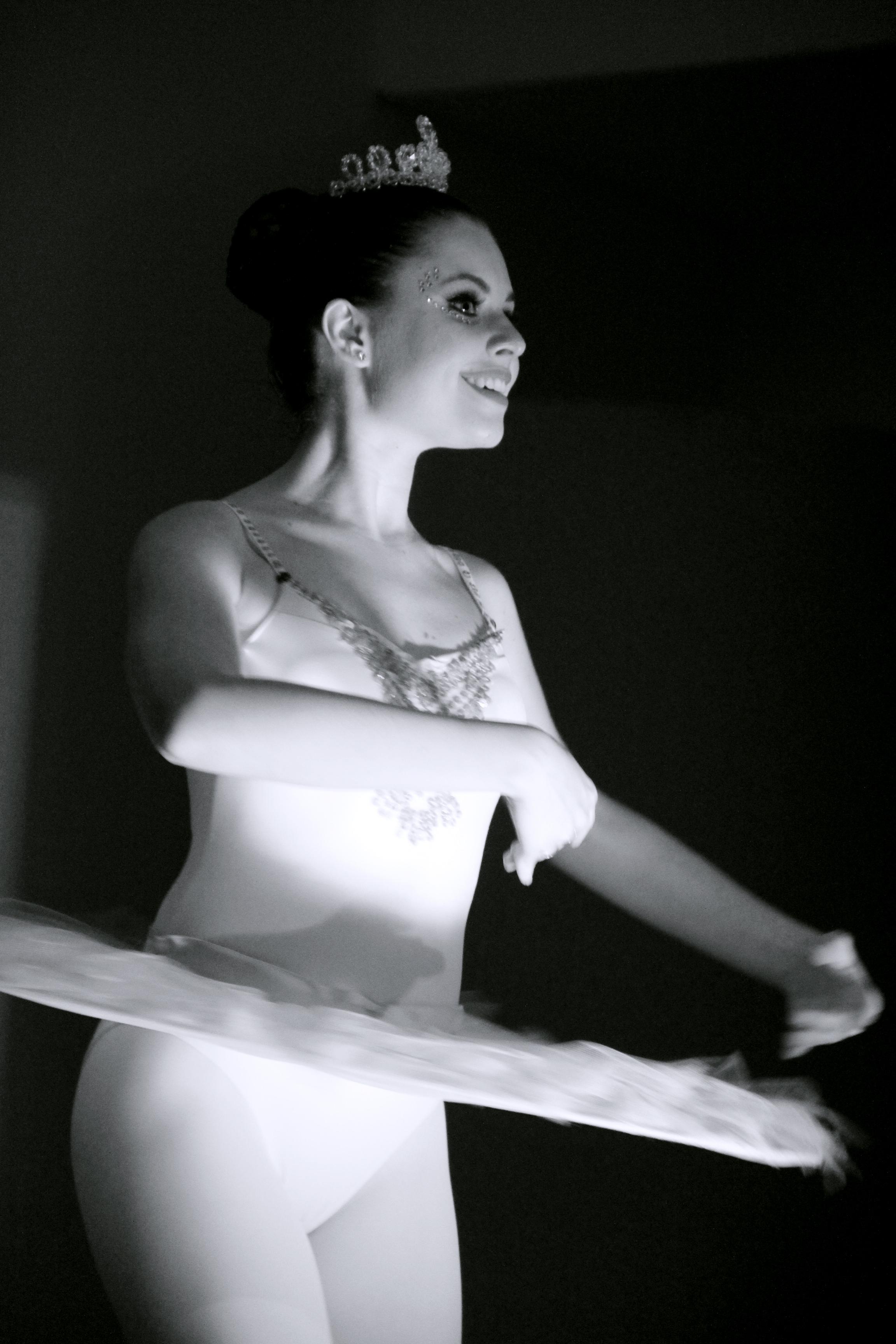 """""""Sonho de Natal""""Bailarina"""