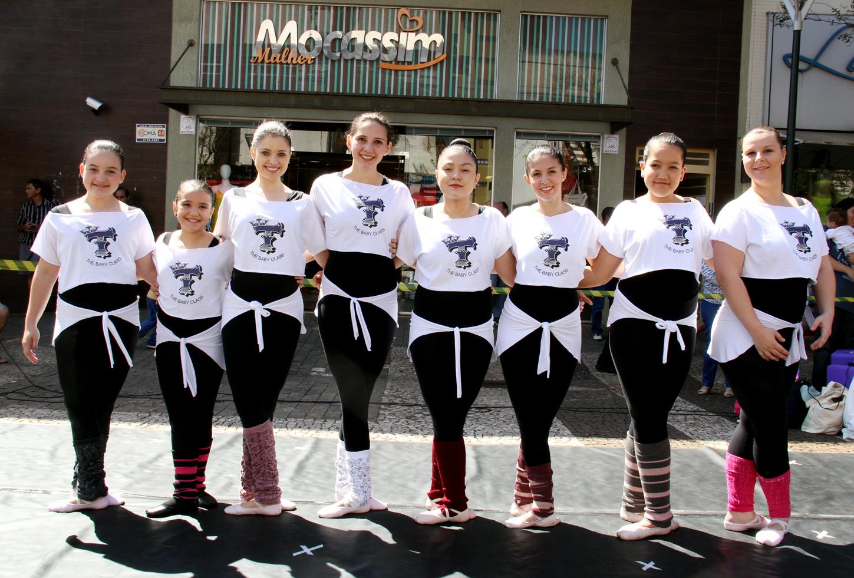 Bailarinas The Baby Class Ballet