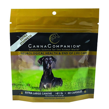 Extra Strength Capsules for Extra Large Dogs