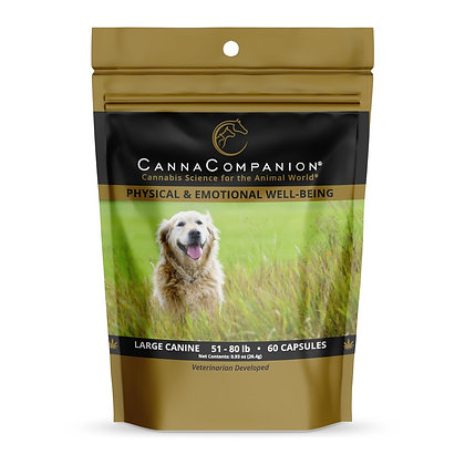 Regular Strength Capsules for Large Dogs