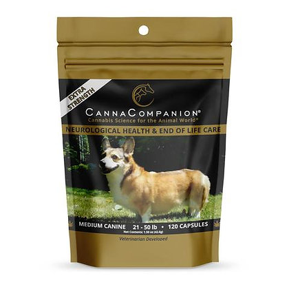 Extra Strength Capsules for Medium Dogs