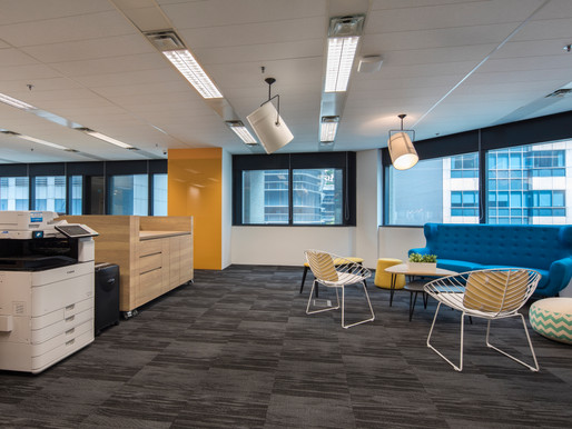 The 7 Guiding Principles Of Great Office Interior Design