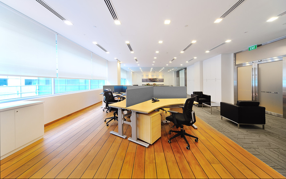 Office Space of Celanese Singapore