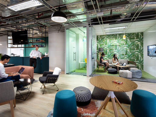 Designing A Modern Office Space To Lure The Best Talent