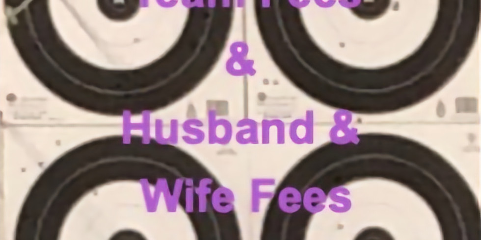 Team / Husband & Wife Registration - State Field