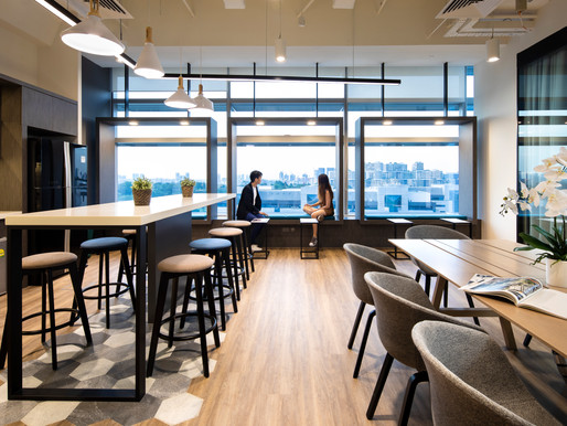 Incorporating Wellness-focused Design Into The Workplace