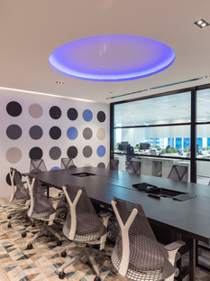 Luxury Office Interior Design Singapore