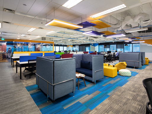 5 Simple Décor Tips To Spruce Up Your Office