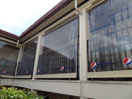 Cortinas especiales - Pepsi