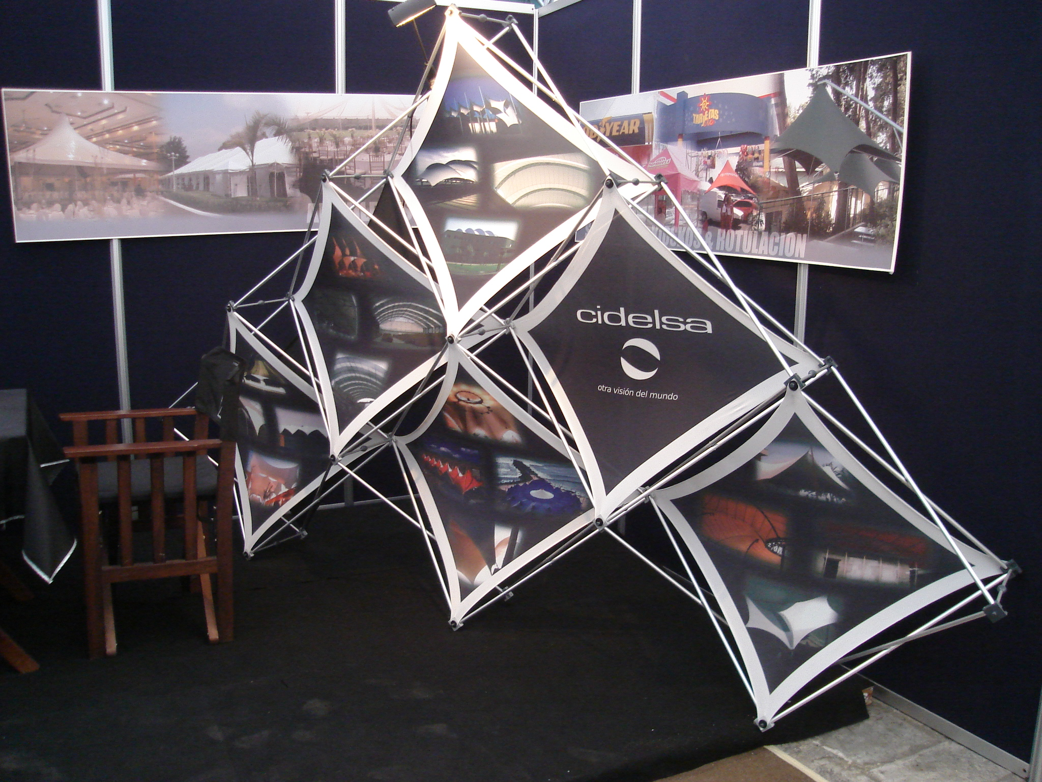 Stand y banners