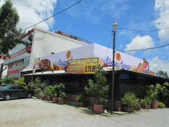 Banner exterior