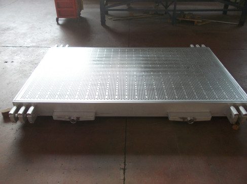 Plate for Pneumapress Filter