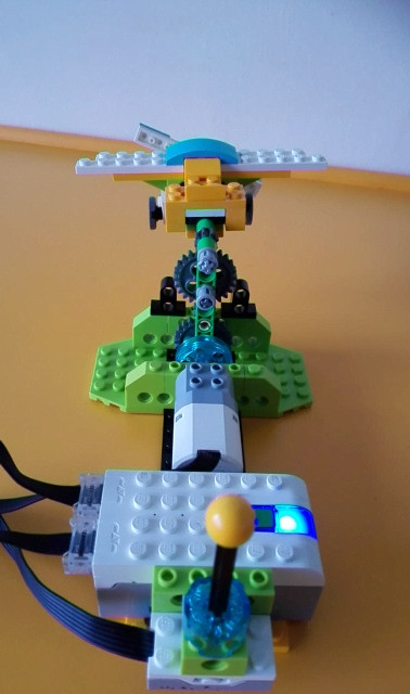 ROBOT AEROPLANO