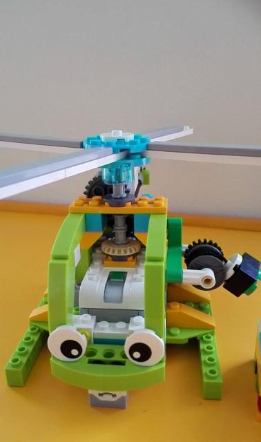 ROBOT HELICÓPTERO