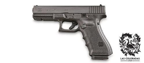 Pistola Semiautomatica Glock 17 Gen 4 cal 9mm