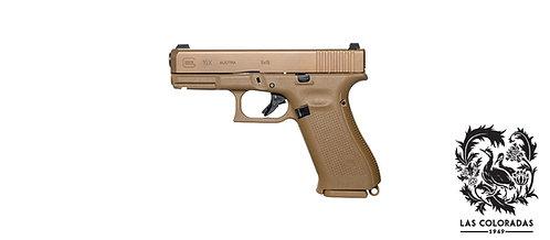 Pistola Semiautomatica Glock 19 X