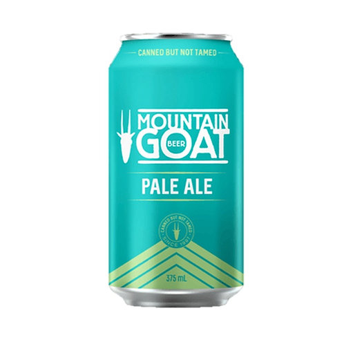 Mountain Goat Pale Ale Cans 375mL 5.2%