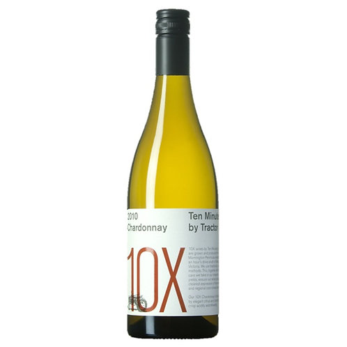 Ten minutes by Tractor Chardonnay 13% 750m