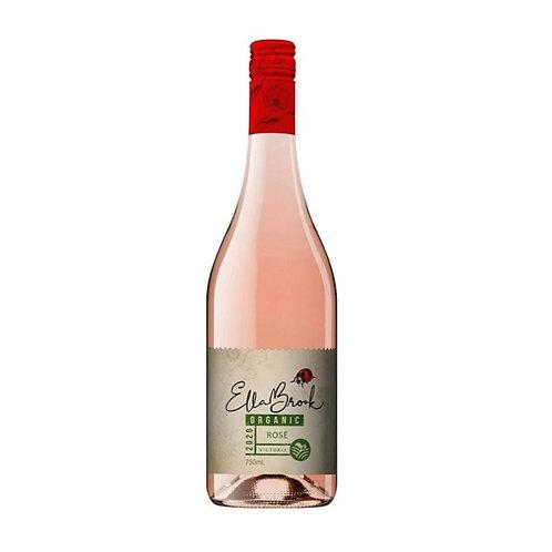 Ellabrook Organic Rose 12.5% 750mL