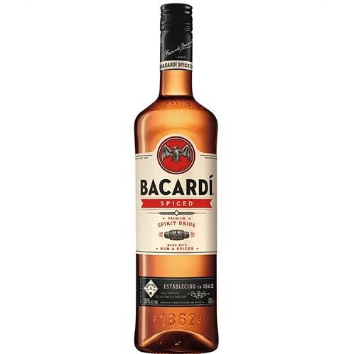 Bacardi Spiced Rum 700mL 35%