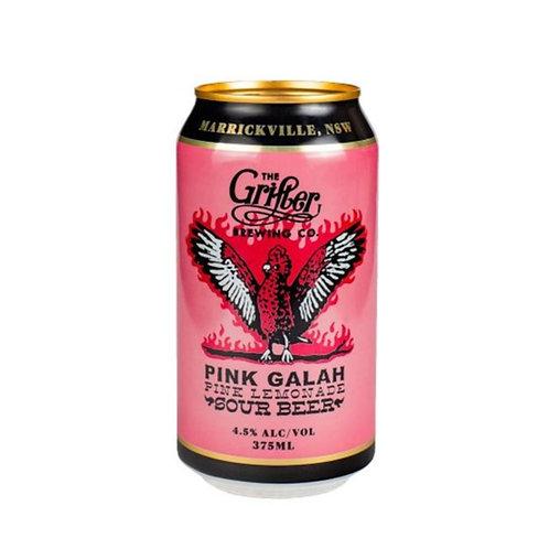 Grifter Pink Galah Lemonade Sour Cans 375mL 5.5%