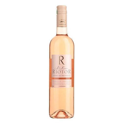 Riotor Côtes de Provence Rosé 13.5% 750mL