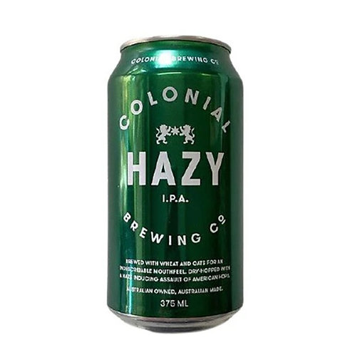 Colonial Brewing Co. Hazy Cans 375mL 6.7%